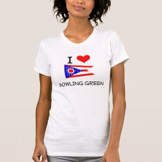 I Love Bowling Green Ohio T-shirt