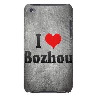 I Love Bozhou, China iPod Touch Case