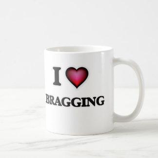 I Love Bragging Coffee Mug