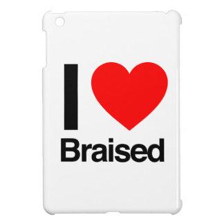 i love braised iPad mini covers