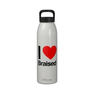 i love braised water bottles