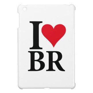 I Love Brazil BR Edition iPad Mini Case