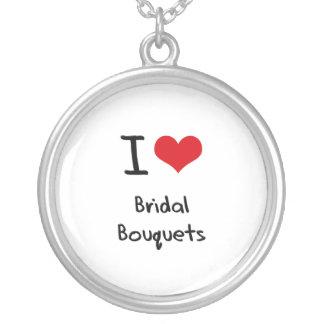 I love Bridal Bouquets Custom Jewelry