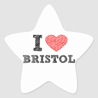I-love-Bristol Sticker