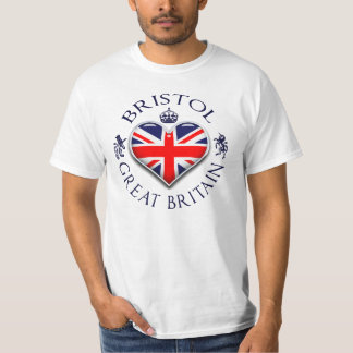 I Love Bristol T-Shirt