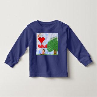 I Love Bubbles T Shirt
