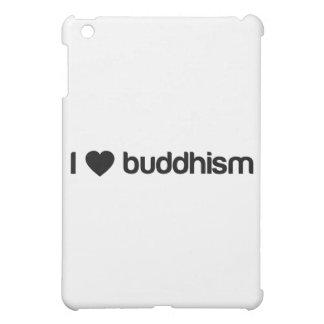 I Love buddhism iPad Mini Covers