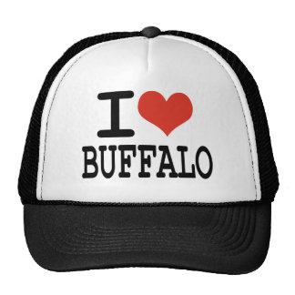 I love Buffalo Cap