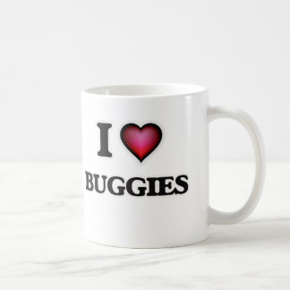 I Love Buggies Coffee Mug