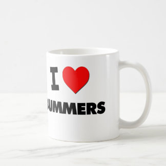 I Love Bummers Coffee Mug