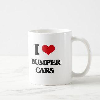 I Love Bumper Cars Mug