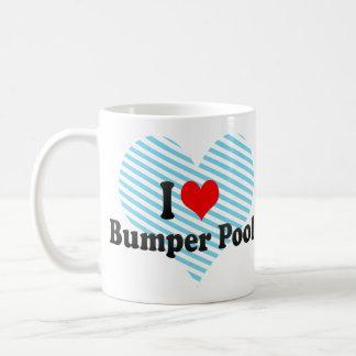 I love Bumper Pool Coffee Mugs