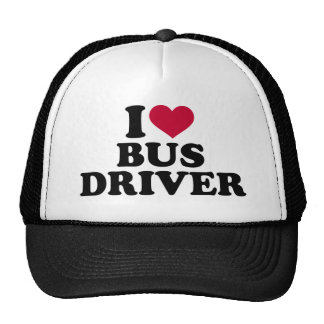 I love bus driver cap