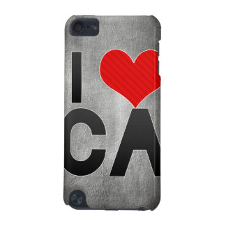 I Love CA iPod Touch 5G Cases