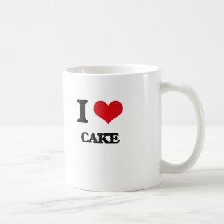 I love Cake Coffee Mug