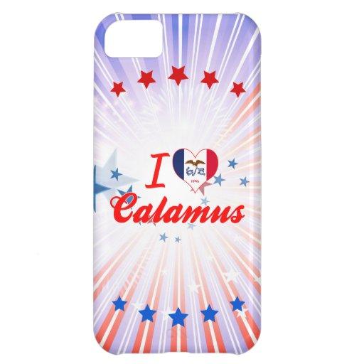 I Love Calamus, Iowa Cover For iPhone 5C