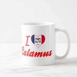 I Love Calamus Iowa Mug