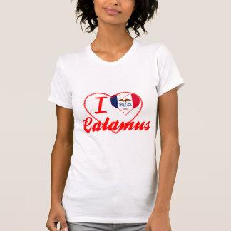 I Love Calamus, Iowa Tee Shirt