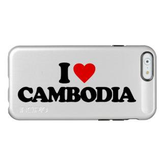 I LOVE CAMBODIA INCIPIO FEATHER® SHINE iPhone 6 CASE