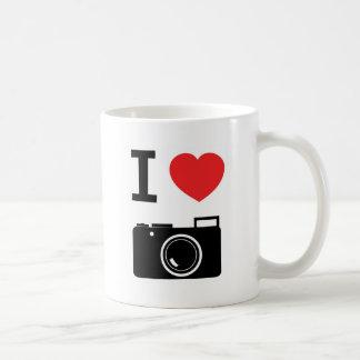 I love Cameras mug