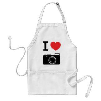 I love Cameras Standard Apron
