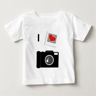 I Love Cameras Tshirt