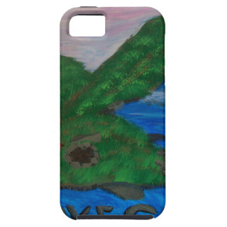 I love camping case for the iPhone 5