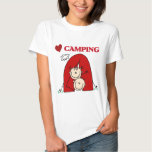 I Love Camping Tshirts and Gifts