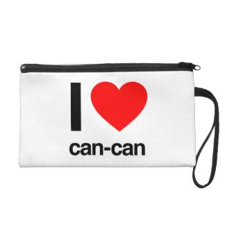 i love can-cana wristlets