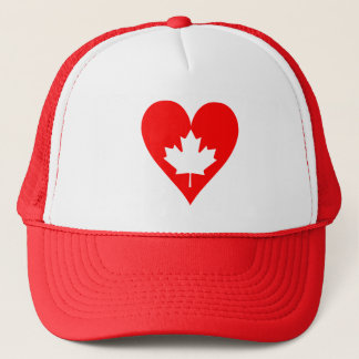 I love Canada Hat