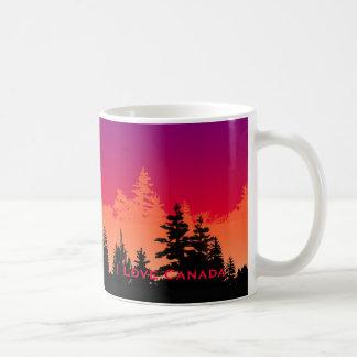 I Love Canada Mug