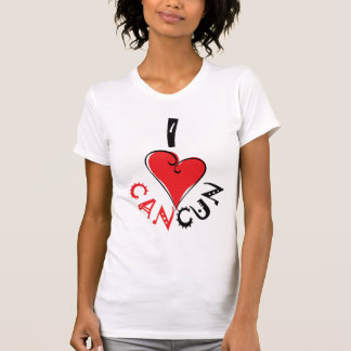 I love cancun logo T-Shirt