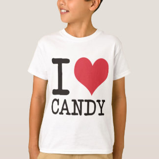 I LOVE Candy Cereal Cake Products & Designs! T-Shirt