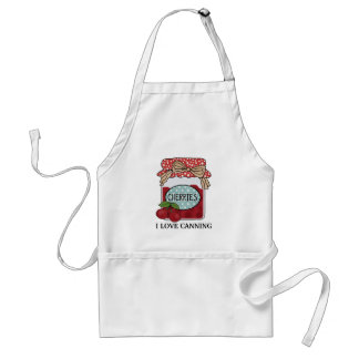 I Love Canning apron