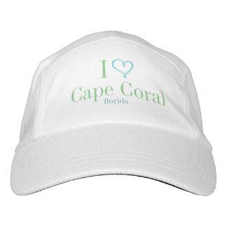I Love Cape Coral Hat