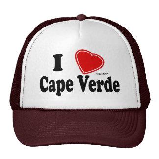 I Love Cape Verde Trucker Hat