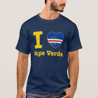 I love Cape Verde T-Shirt