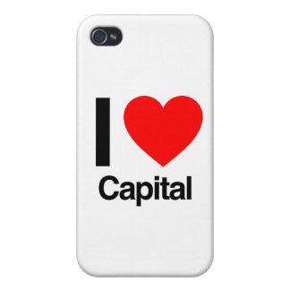 i love capital iPhone 4/4S cover