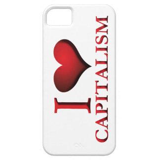 I love Capitalism iPhone 5 Case