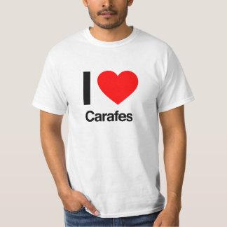 i love carafes T-Shirt