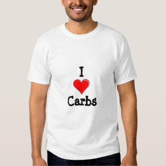 I Love Carbs Tshirt