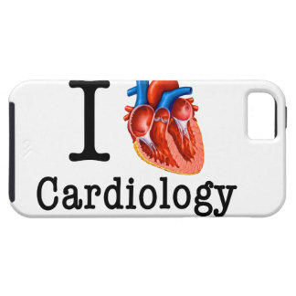 I love Cardiology iPhone 5 Case