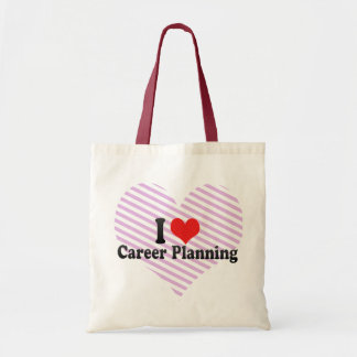 I Love Career Planning Bag
