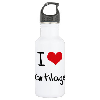 I love Cartilage 532 Ml Water Bottle