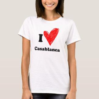 I love Casablanca T-Shirt