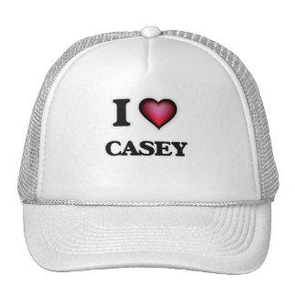 I Love Casey Cap
