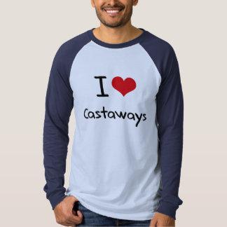 I love Castaways Tees