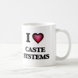 I love Caste Systems Coffee Mug