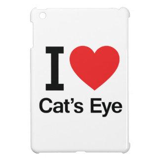 I Love Cat's Eye Cover For The iPad Mini
