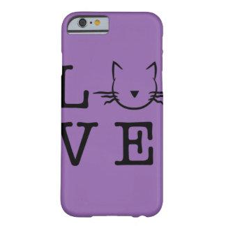 I love cats I phone 6/6s case